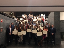 Clausura programas Marketing y Branding de Madrid