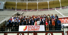 Entrega de premios del South Summit 2015