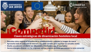 Jornadas - Claves estratégicas de dinamización hostelera local